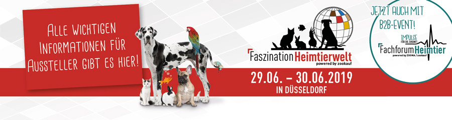 Faszination Heimtierwelt - Hundemesse 2019