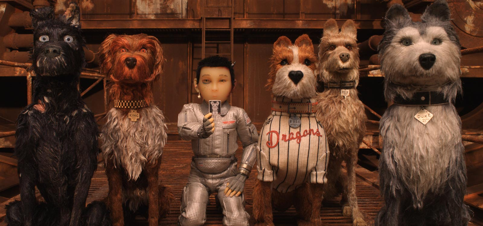 Isle of Dogs - Ataris Reise | © 2018 Twentieth Century Fox